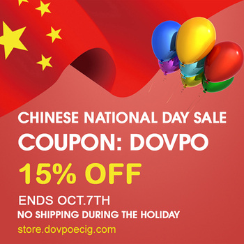 Dovpo Official Vape Store National Day Sale