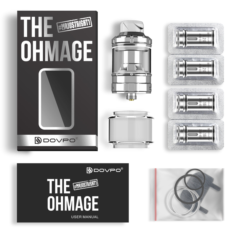 The Ohmage Sub-Ohm Tank